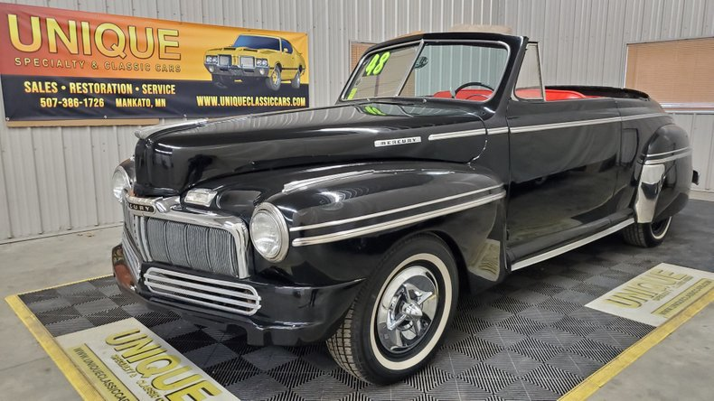 1948 Mercury Eight For Sale