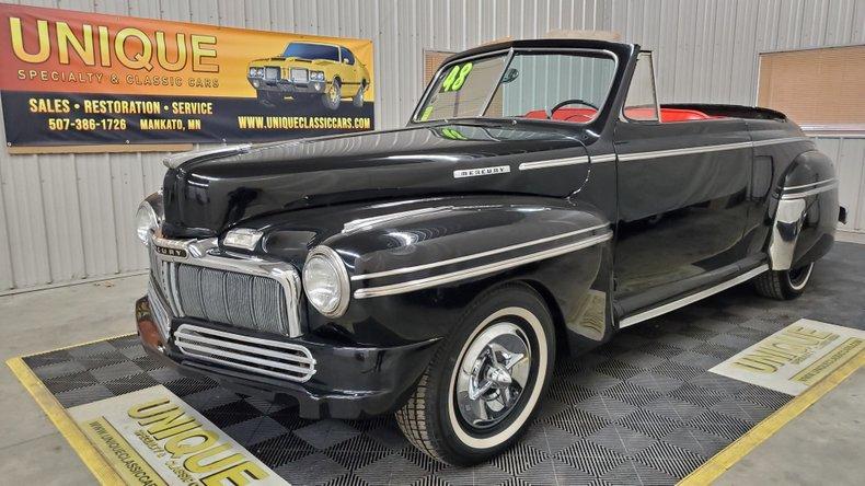 1948 Mercury Eight 1