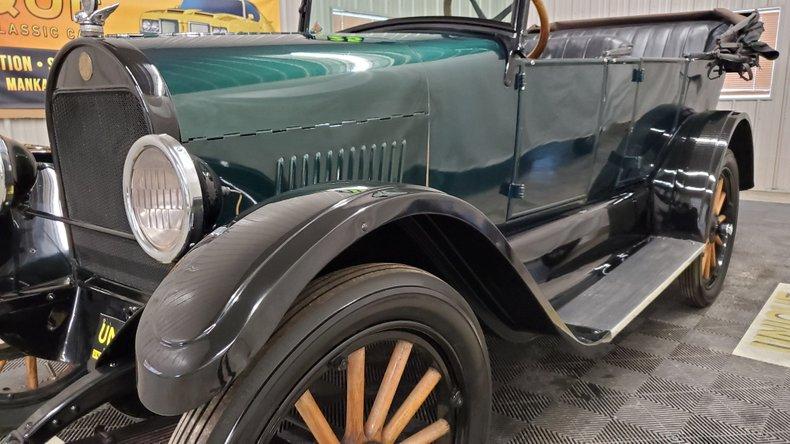1925 Durant Star 8