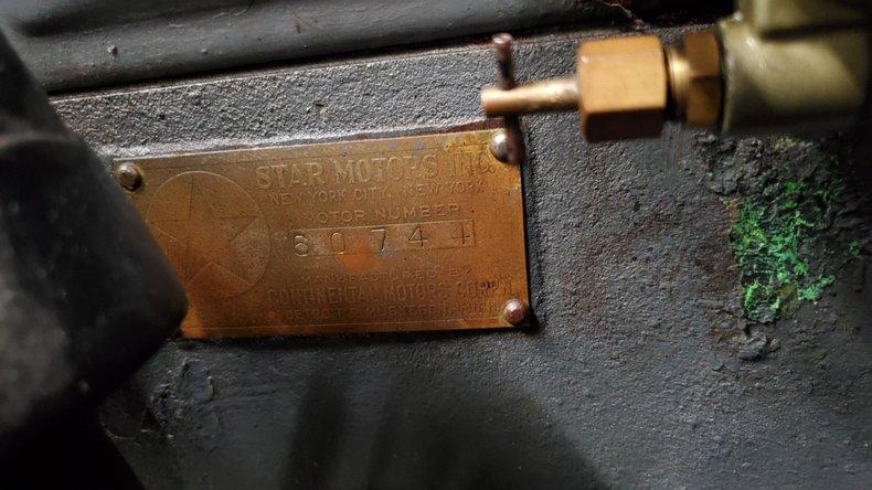 1925 Durant Star 50