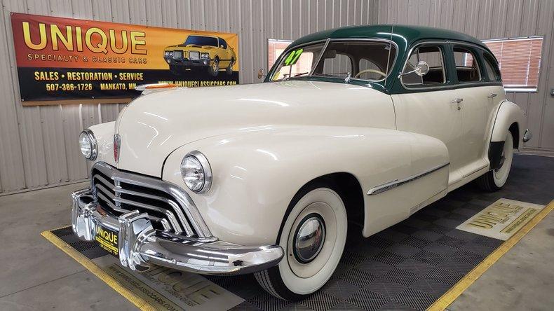 1947 Oldsmobile Series 76