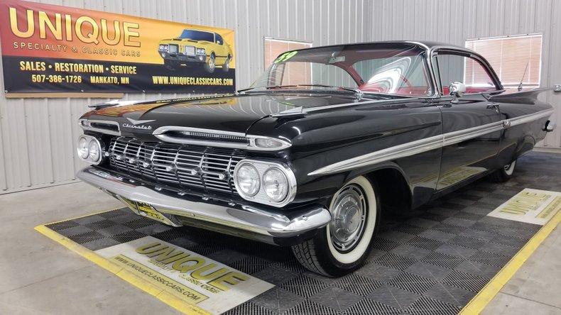 1959 Chevrolet 2dr Hardtop