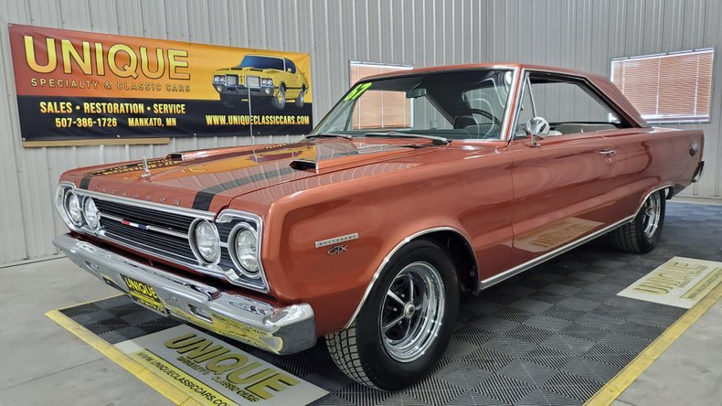 1967 Plymouth Belvedere GTX For Sale