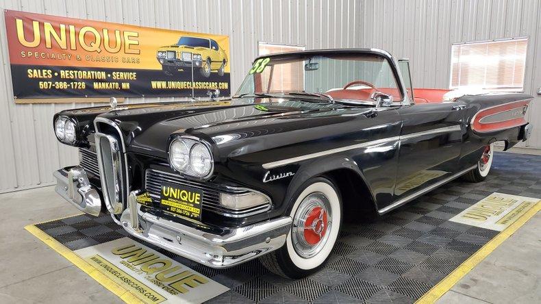 1958 Edsel Citation For Sale