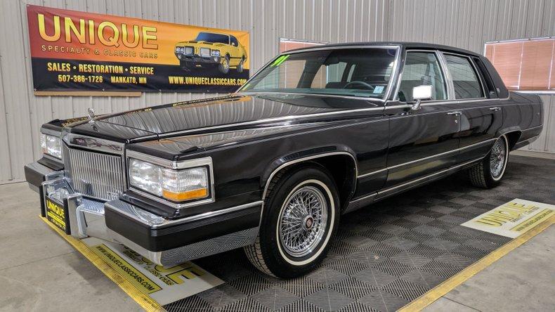 1991 Cadillac Brougham