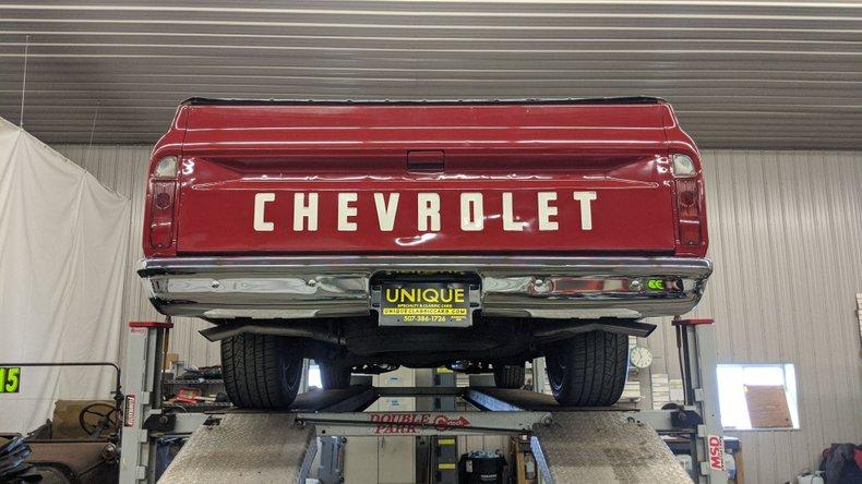 1967 Chevrolet C10 79