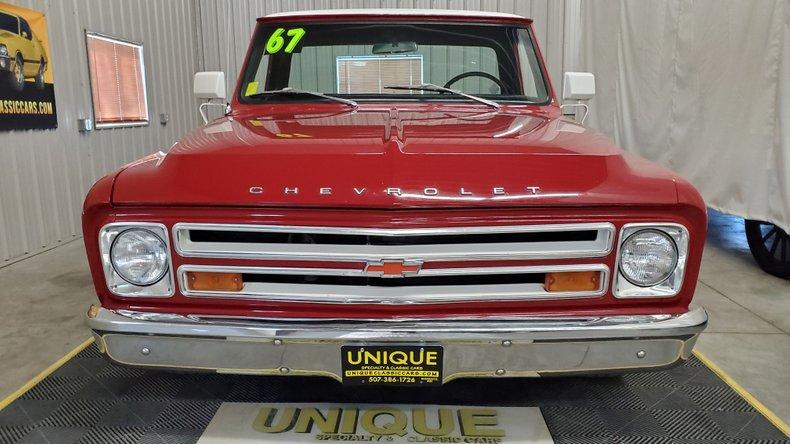 1967 Chevrolet C10 2