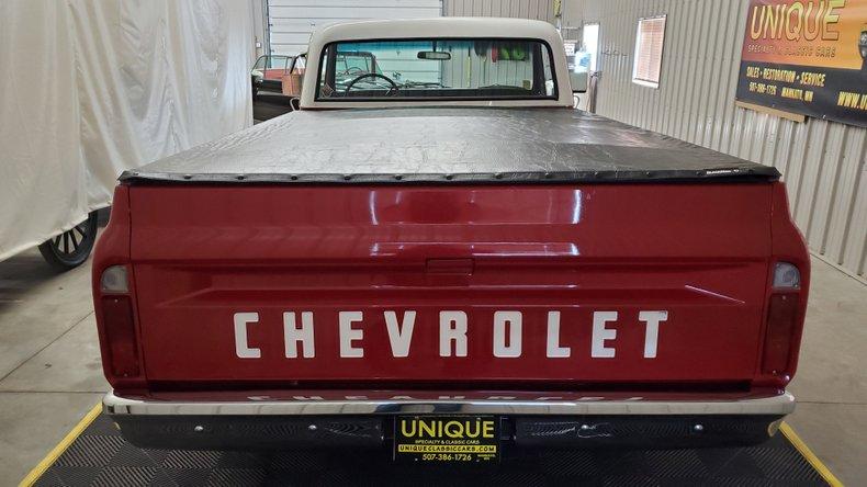 1967 Chevrolet C10 5