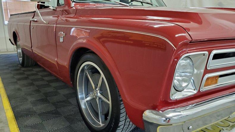 1967 Chevrolet C10 7