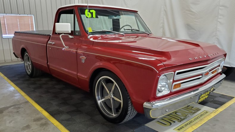 1967 Chevrolet C10 3