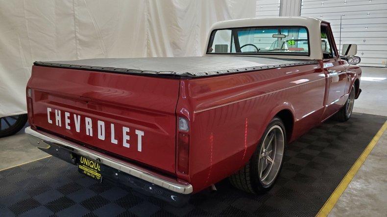 1967 Chevrolet C10 4