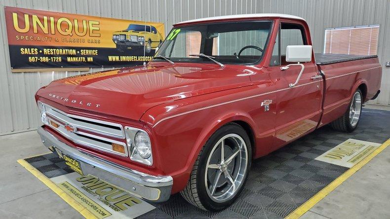 1967 Chevrolet C10 1