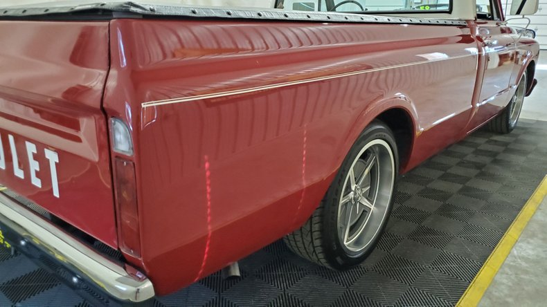 1967 Chevrolet C10 10