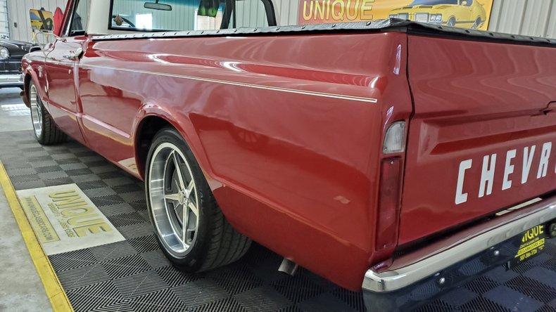 1967 Chevrolet C10 9