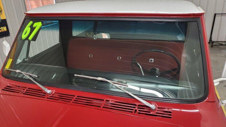 1967 Chevrolet C10 13