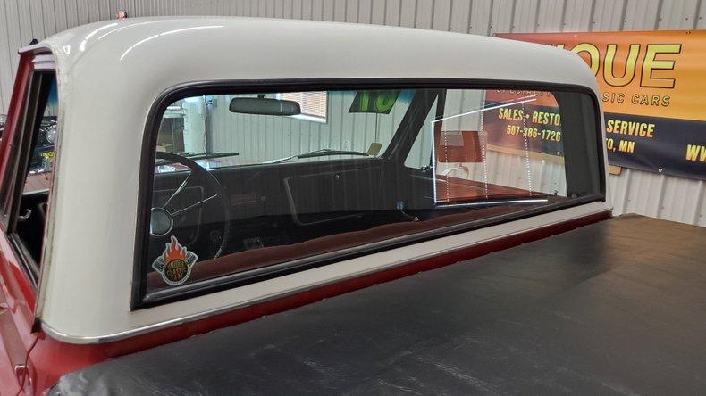 1967 Chevrolet C10 16