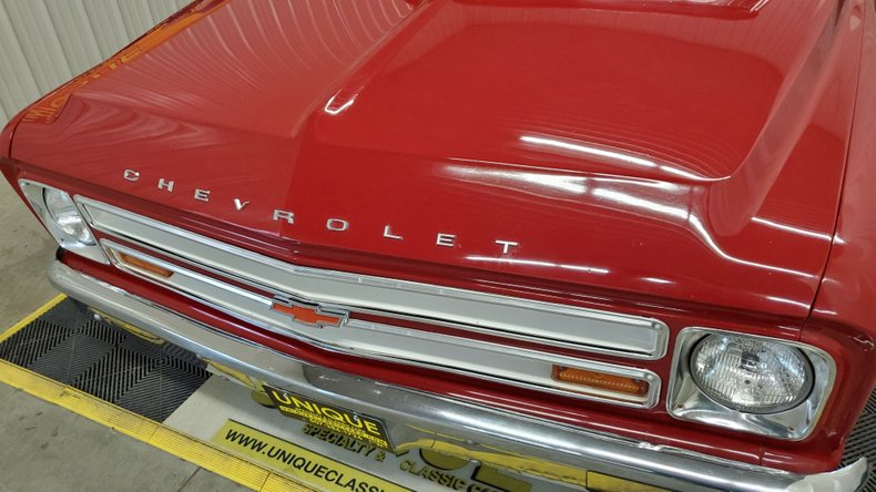 1967 Chevrolet C10 11