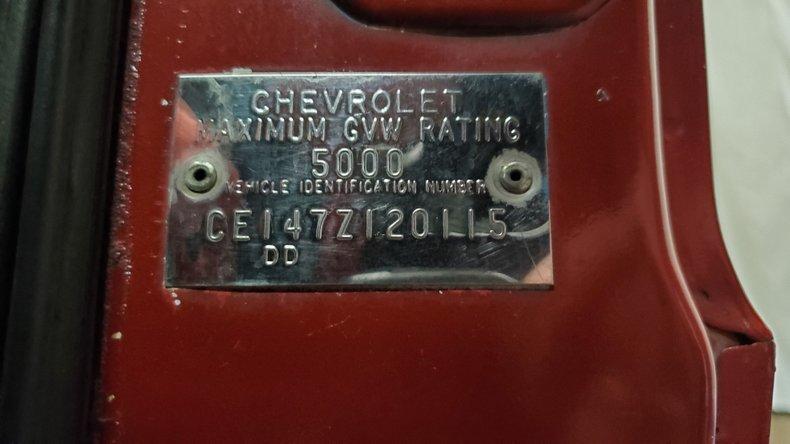 1967 Chevrolet C10 39