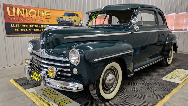 1947 Ford Super Deluxe For Sale