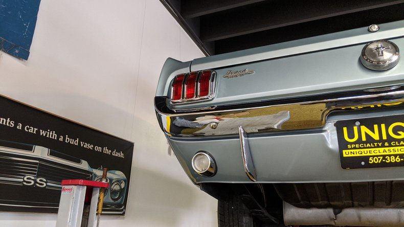 1966 Ford Mustang 85