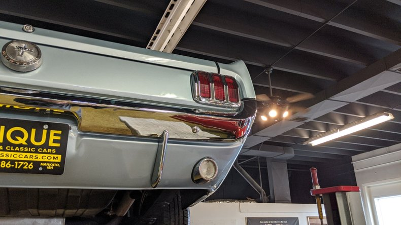 1966 Ford Mustang 87