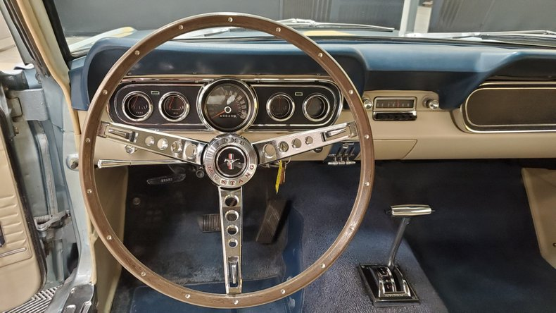 1966 Ford Mustang 20