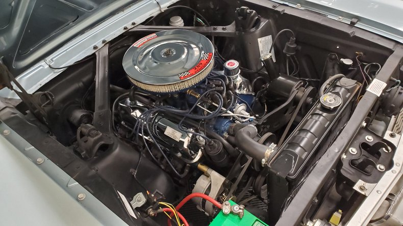 1966 Ford Mustang 59
