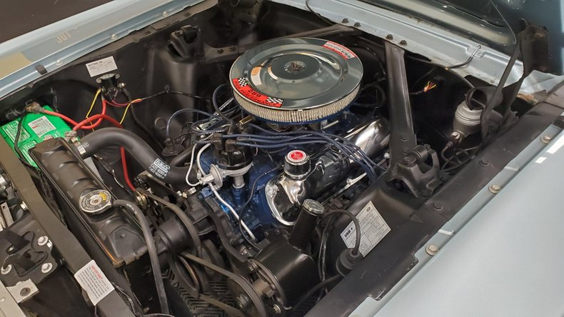 1966 Ford Mustang 61