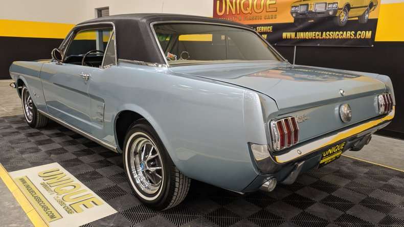 1966 Ford Mustang 6