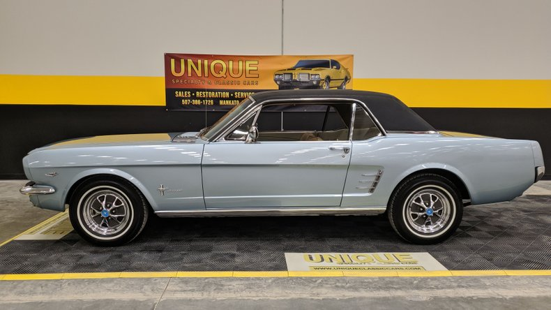 1966 Ford Mustang 7