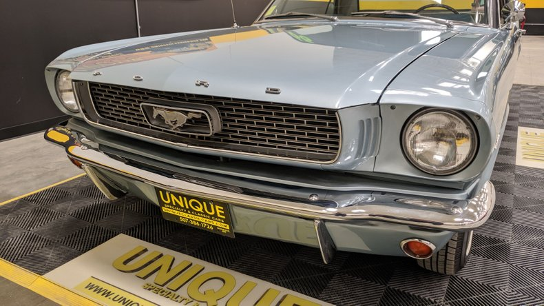 1966 Ford Mustang 12