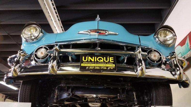 1953 Chevrolet Bel Air 82