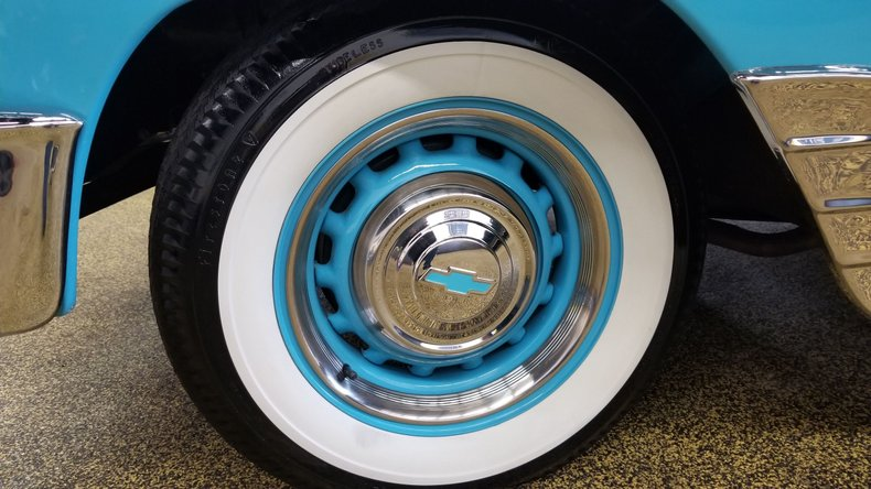 1953 Chevrolet Bel Air 107