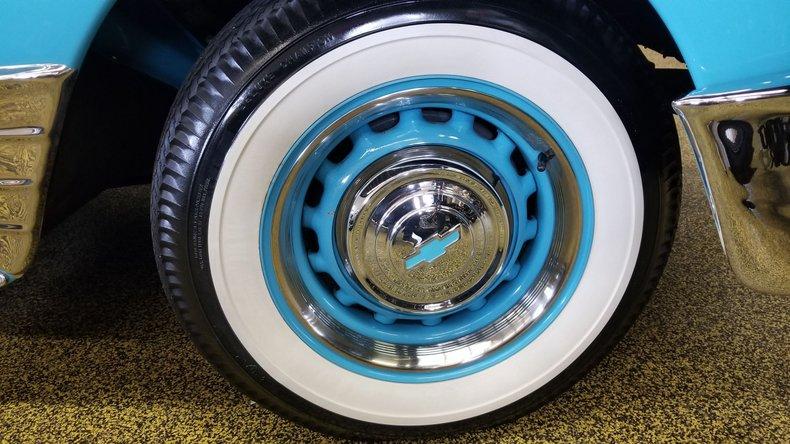 1953 Chevrolet Bel Air 110