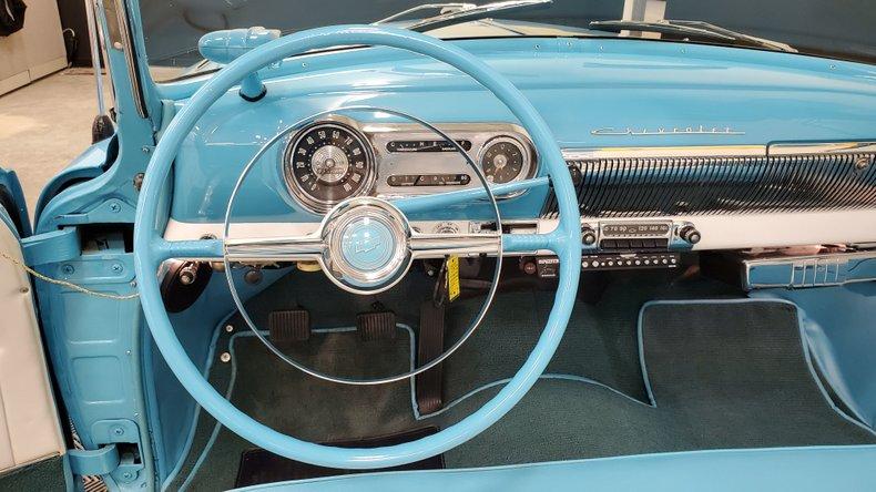 1953 Chevrolet Bel Air 25