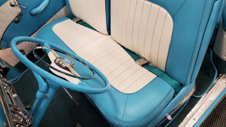 1953 Chevrolet Bel Air 23