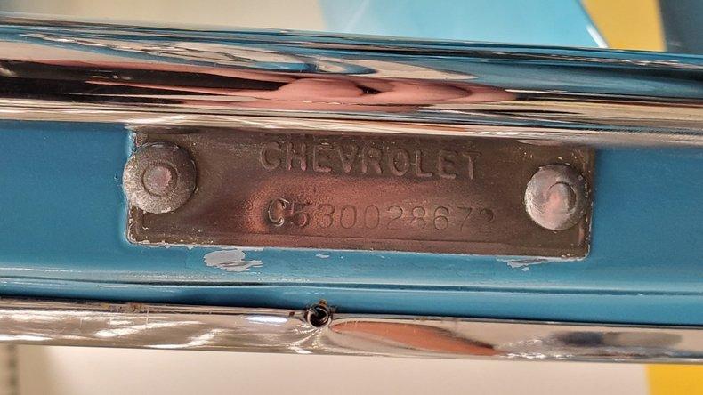 1953 Chevrolet Bel Air 67