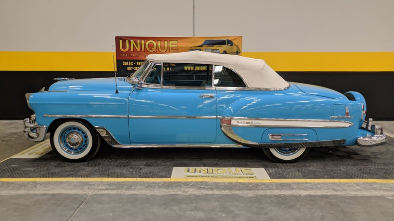 1953 Chevrolet Bel Air 76