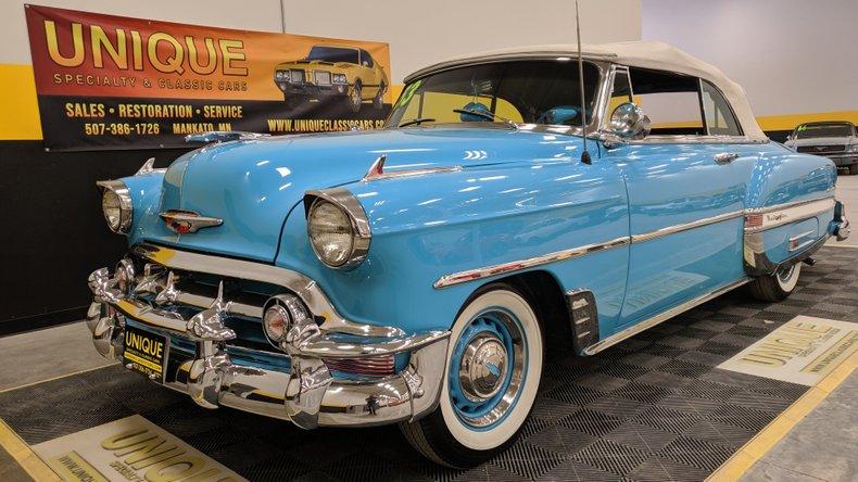 1953 Chevrolet Bel Air 72