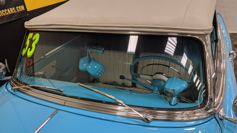 1953 Chevrolet Bel Air 77