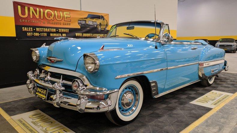 1953 Chevrolet Bel Air 1