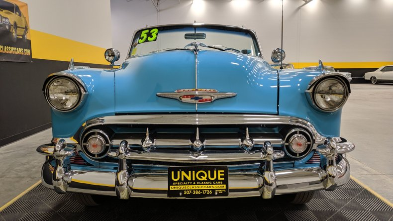 1953 Chevrolet Bel Air 2