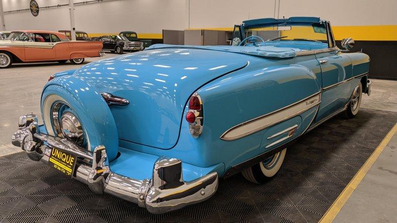 1953 Chevrolet Bel Air 4