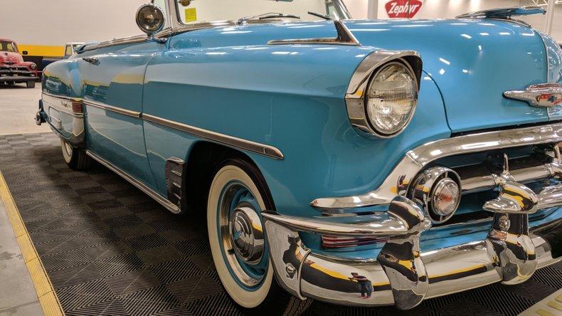 1953 Chevrolet Bel Air 8