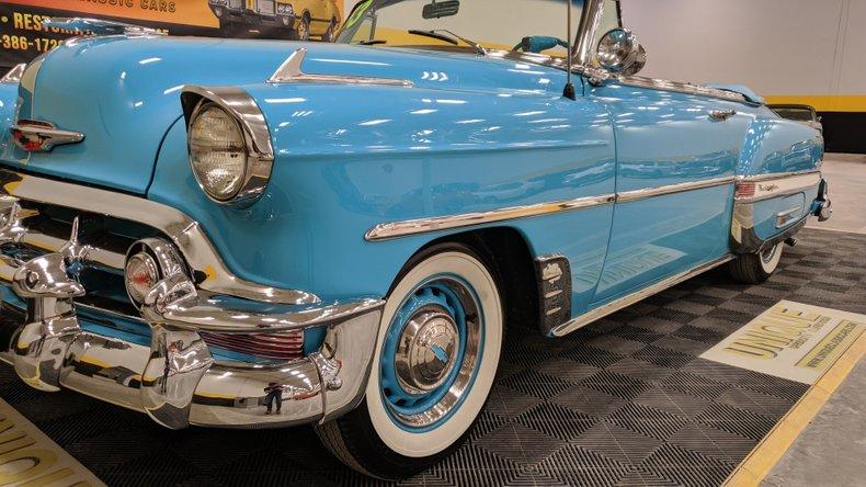 1953 Chevrolet Bel Air 9