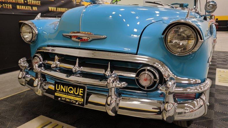 1953 Chevrolet Bel Air 12