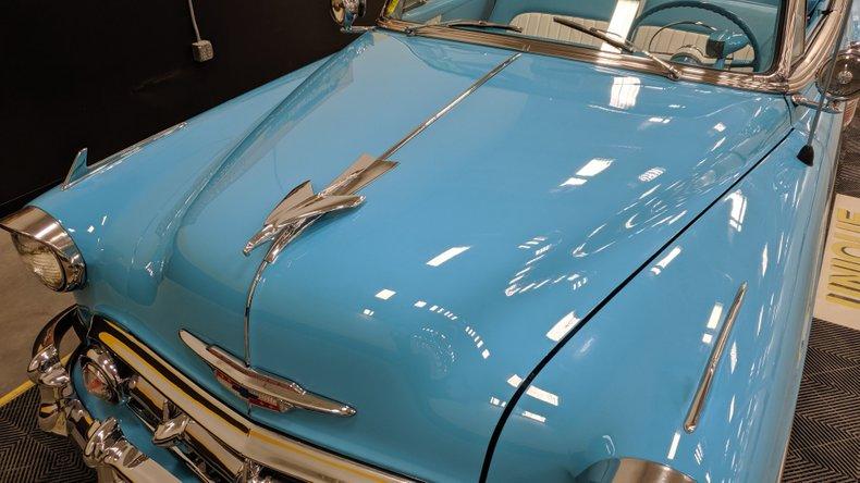 1953 Chevrolet Bel Air 13