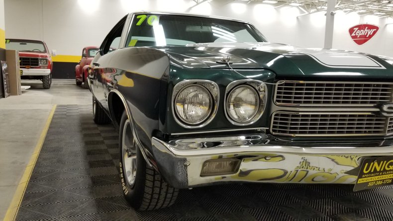 1970 Chevrolet Chevelle 8