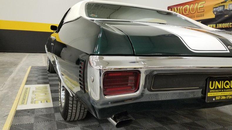 1970 Chevrolet Chevelle 20