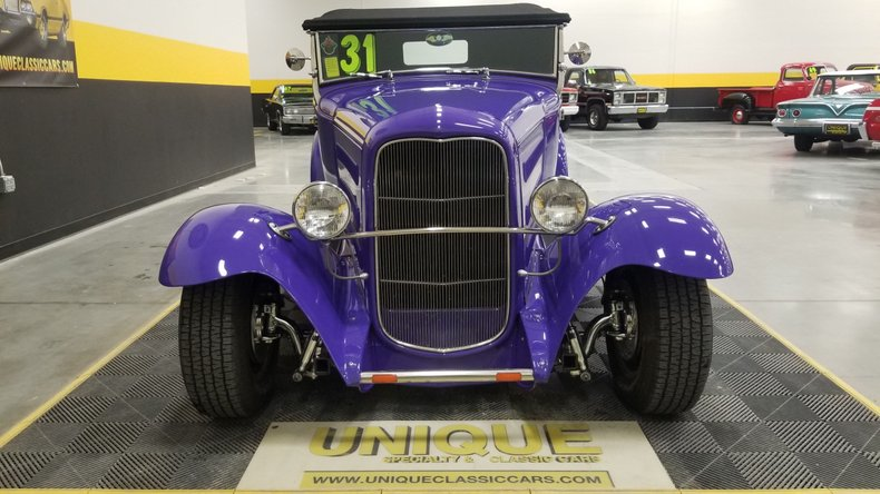 1931 Ford Model A 10